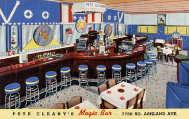 CULLINS MAGIC BAR